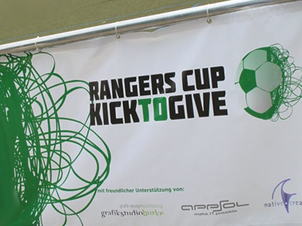 Rangers Cup ::kick to give
